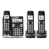 Teléfono Inalámbrico Panasonic Kx-tgf573 Negro