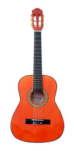 Guitarra Acustica 3/4 Mercury Mcg 34 Garantia / Abregoaudio
