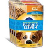 Pouche Pedigree Pague 3 Lleve 4 100 Gr - kg a $2125