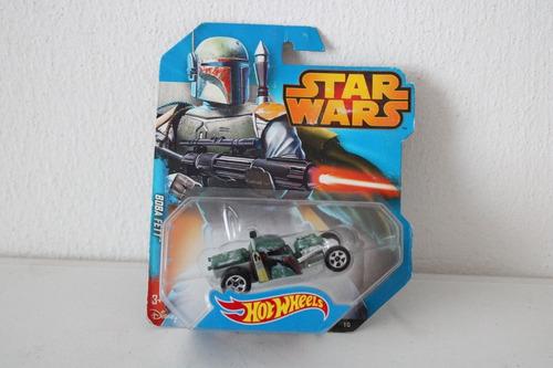 Hot Wheels - Star Wars Rebels - Boba Fett