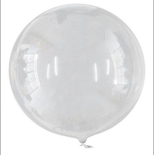 Globos Burbuja Pvc 18 /45 Cm Transparente 25 Piezas