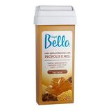 Cera Depilatória Roll-on Própolis E Mel 100g - Depil Bella