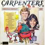 Carpenters Christmas Portrait Lp A&m 1978 1581 Original