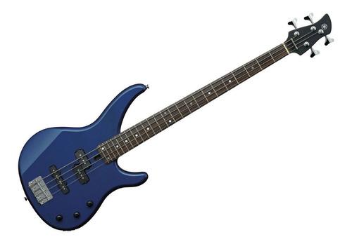 Bajo Yamaha Trbx174 Dbm 4 Cuerdas Dark Blue Metalic