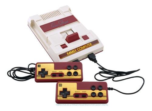 Family Game Consola 500 Juegos 2 Joysticks 1 Año De Garantía