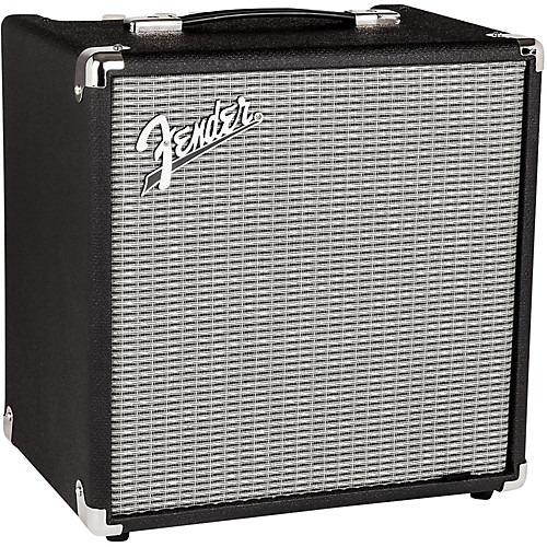 Amplificador P/bajo Fender Rumble V3 25w 1x8 Envio Cuotas