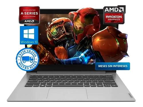 Laptop Lenovo Ideapad Amd A6 9220 64gb Ram 4gb Radeon