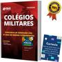 Apostila Colégios Militares - 6º Ano Do Ensino Fundamental Original