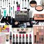 Maleta Grande Profissional Maquiagem Completa Kit Ruby Rose Original