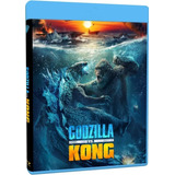 Godzilla Vs Kong 2021 Bd25 Bluray (leer Descripción)
