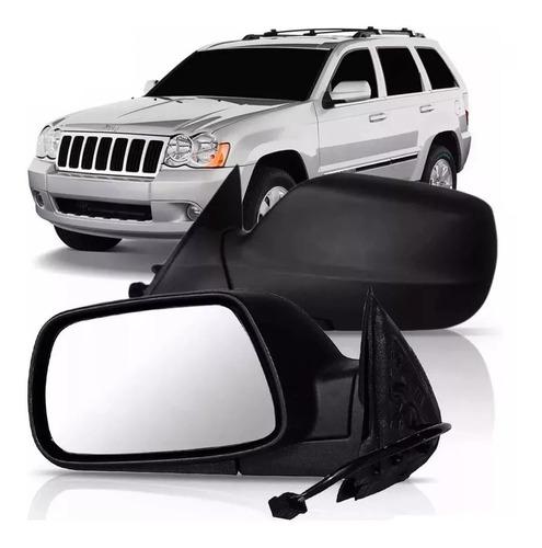 Espejo Exterior Grand Cherokee 05 06 07 08 09 10 Eléctrico Jeep Cherokee