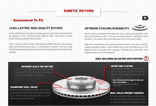 Discos Ventilados Para Mazda Cx7 Bajo Pedido Foto 5