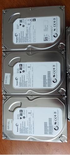 Discos Duros 3.5 500gb Pc Solo Por Lote De 100 Pzas $250 C/u