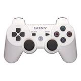 Joystick Inalámbrico Sony Playstation Dualshock 3 Blanco