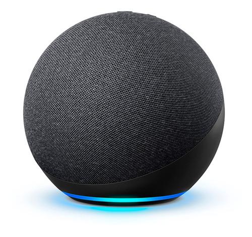 Asistente Virtual Amazon Echo Dot 4 Inteligente Con Alexa
