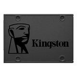 Disco Sólido Ssd Interno Kingston Sa400s37/120g 120gb