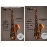 Partituras Pdf+pistas Full Stereo / 34 Temas Para Saxo Tenor