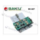 Base Para Placas Electronicas Pequenas - Baku Bk-687