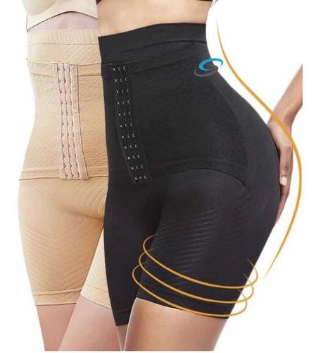 Panty Faja Short Reductora Moldeadora Doble Compresión G 114