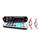 Modulo Bluetooth Usb Mp3 Sd Aux Y Control Remoto 12vdc Sgk