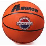 Pelota De Basketball Amgrow Número 5 - Mundo Trabajo