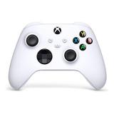 Controle Joystick Sem Fio Microsoft Xbox Wireless Controller Series X|s Robot White