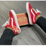 Tenis Vans Old Skool Off The Wall Originales
