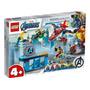 Lego Vingadores 76152 - A Ira De Loki Original
