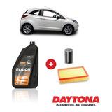 Cambio Aceite Semi-sintético 10w40 Y Filtros Para Ford Ka