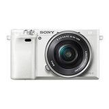 Sony Alpha Cámara Sin Espejo Digital A6000 Con 16-50mm De En