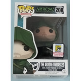 The Arrow: Unmasked. #208. Pop. Comic Con. Nuevo