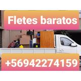 Fletes Baratos Económicos Y Mini Mudanzas Express Santiago
