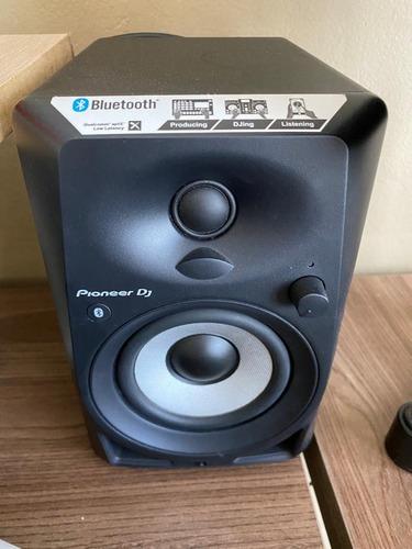 Pioneer Dj Dm 40bt Bluetooth Desktop Monitors (pair) Black