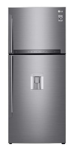 Heladera Refrigerador LG Alpha 8 Lt41agp Hielo Automatic Amv