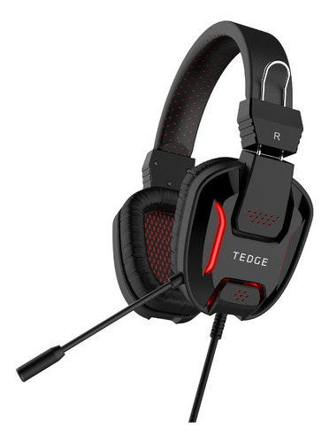 Auriculares Gamers Con Cable Y Microfono Tedge