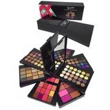Maleta Maquiagem Luisance Profissional Sombra 3d Blush Batom