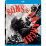 Sons Of Anarchy - Temporada 3 (blu-ray)