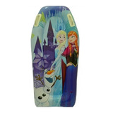 Tabla Inflable Salvavidas 112cm Frozen Ana Elsa Para Alberca