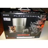 Playstation 3 Edición Limitada De Colección