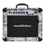 Amplificador Mackintec Maxx 15 Para Guitarra De 15w Cor Jornal 110v/220v
