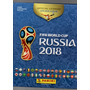 Álbum Copa Do Mundo Russia 2018 Capa Dura Incompleta (8097) Original