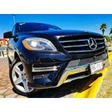 Mercedes-benz Clase M Ml350 Exclusive 2014