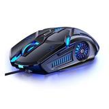 Mouse De Juego Yindiao  G5 Black Silent