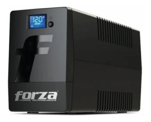 Ups Estabilizador Tension Forza Smart 1000va Led 6 X Iram