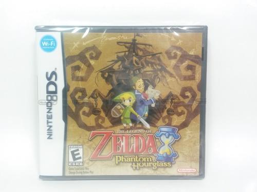 Nds Nintendo Ds Loz Hourglass