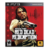 Red Dead Redemption Standard Edition Rockstar Games Ps3 Digital