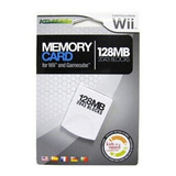 Kmd Wii Memory Card Gamecube Compatible 128mb 2043 Bl