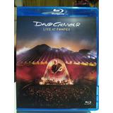 David Gilmur Live At Pompeii Bluray