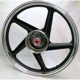 Italika Ft150 Rin 18  Trasero Aluminio Aspas Reforzado