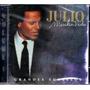 Cd Julio Iglesias - Minha Vida Grandes Sucessos Vol. 1 Original
